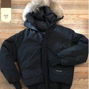 Black Men's Canada Goose Jacket